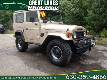 1976 Toyota Land Cruiser for sale 101012195