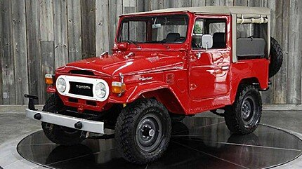 1976 Toyota Land Cruiser for sale 100891302