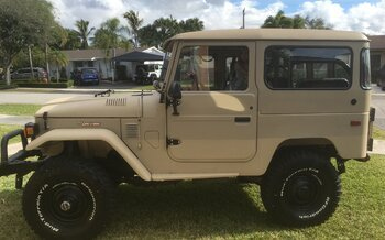 1976 Toyota Land Cruiser for sale 100957727