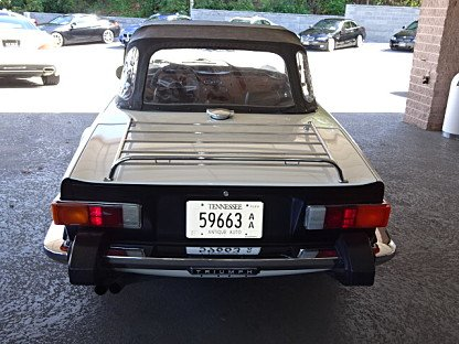 1976 Triumph TR6 for sale 100728711