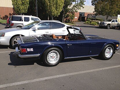 1976 Triumph TR6 for sale 100751042