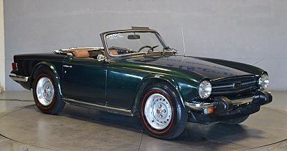 1976 Triumph TR6 for sale 100755789