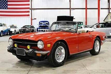1976 Triumph TR6 for sale 100797794