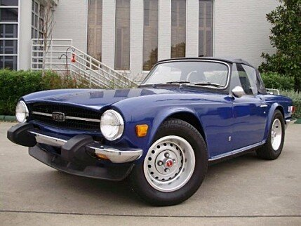 1976 Triumph TR6 for sale 100805565