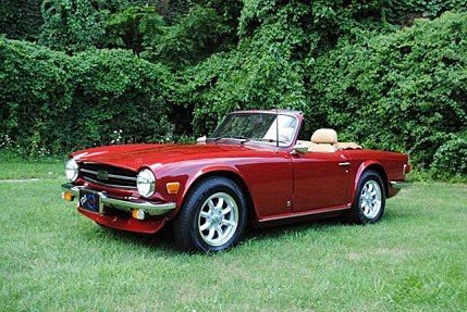 1976 Triumph TR6 for sale 100811753