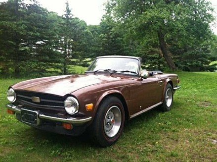 1976 Triumph TR6 for sale 100829848