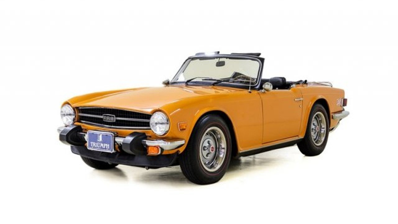 Triumph Import Classics for Sale - Classics on Autotrader