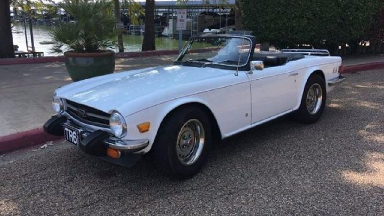 1976 Triumph TR6 for sale 100926871