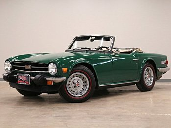 1976 Triumph TR6 for sale 100975880