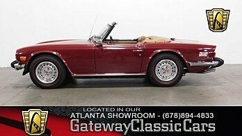 1976 Triumph TR6 for sale 100983601