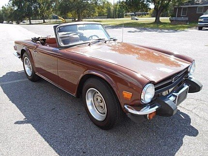 1976 Triumph TR6 for sale 100829696