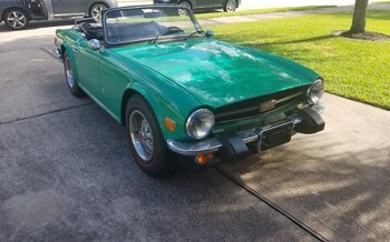 1976 Triumph TR6 for sale 100876557