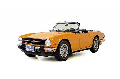 1976 Triumph TR6 for sale 100906260