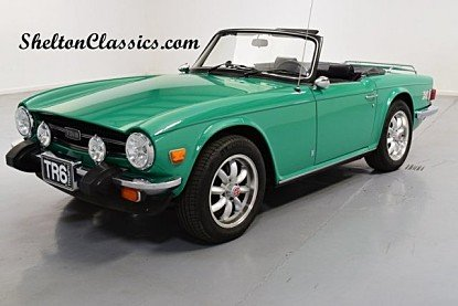 1976 Triumph TR6 for sale 100915417