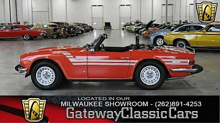 1976 Triumph TR6 for sale 100934271