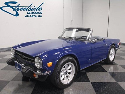 1976 Triumph TR6 for sale 100945828