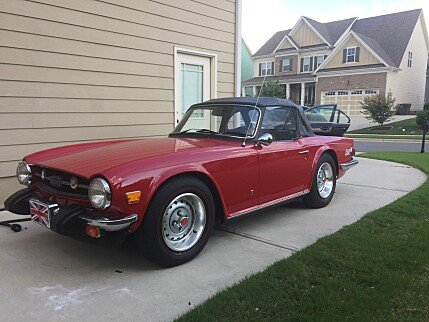 1976 Triumph TR6 for sale 100947142