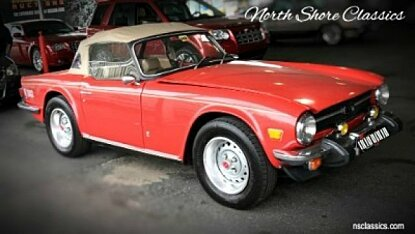1976 Triumph TR6 for sale 100947435