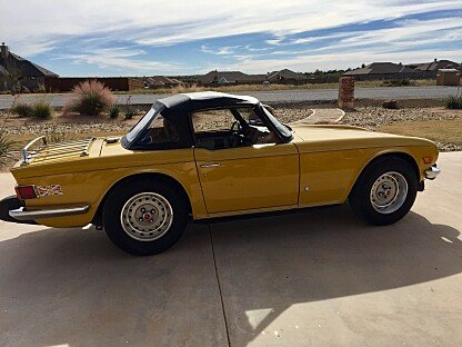 1976 Triumph TR6 for sale 100951153
