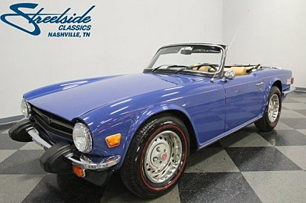 1976 Triumph TR6 for sale 100953208