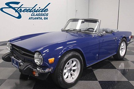 1976 Triumph TR6 for sale 100957296