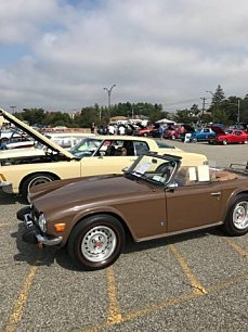 1976 Triumph TR6 for sale 100963324