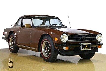 1976 Triumph TR6 for sale 100976936
