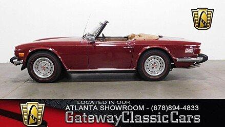 1976 Triumph TR6 for sale 100983601