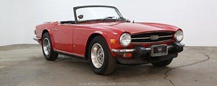 1976 Triumph TR6 for sale 100987486