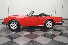 1976 Triumph TR6 for sale 100996191