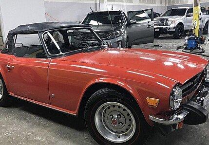 1976 Triumph TR6 for sale 101005049