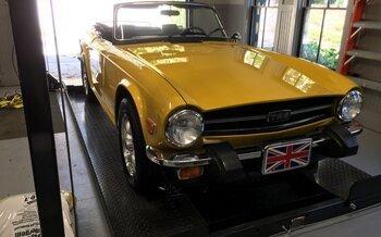 1976 Triumph TR6 for sale 101050049