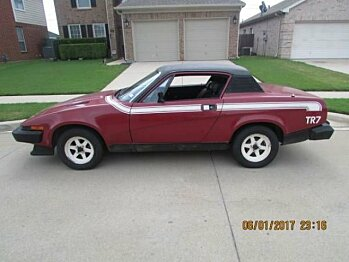 1976 Triumph TR7 for sale 100986290