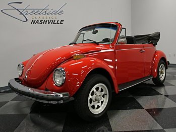 1976 Volkswagen Beetle for sale 100770123