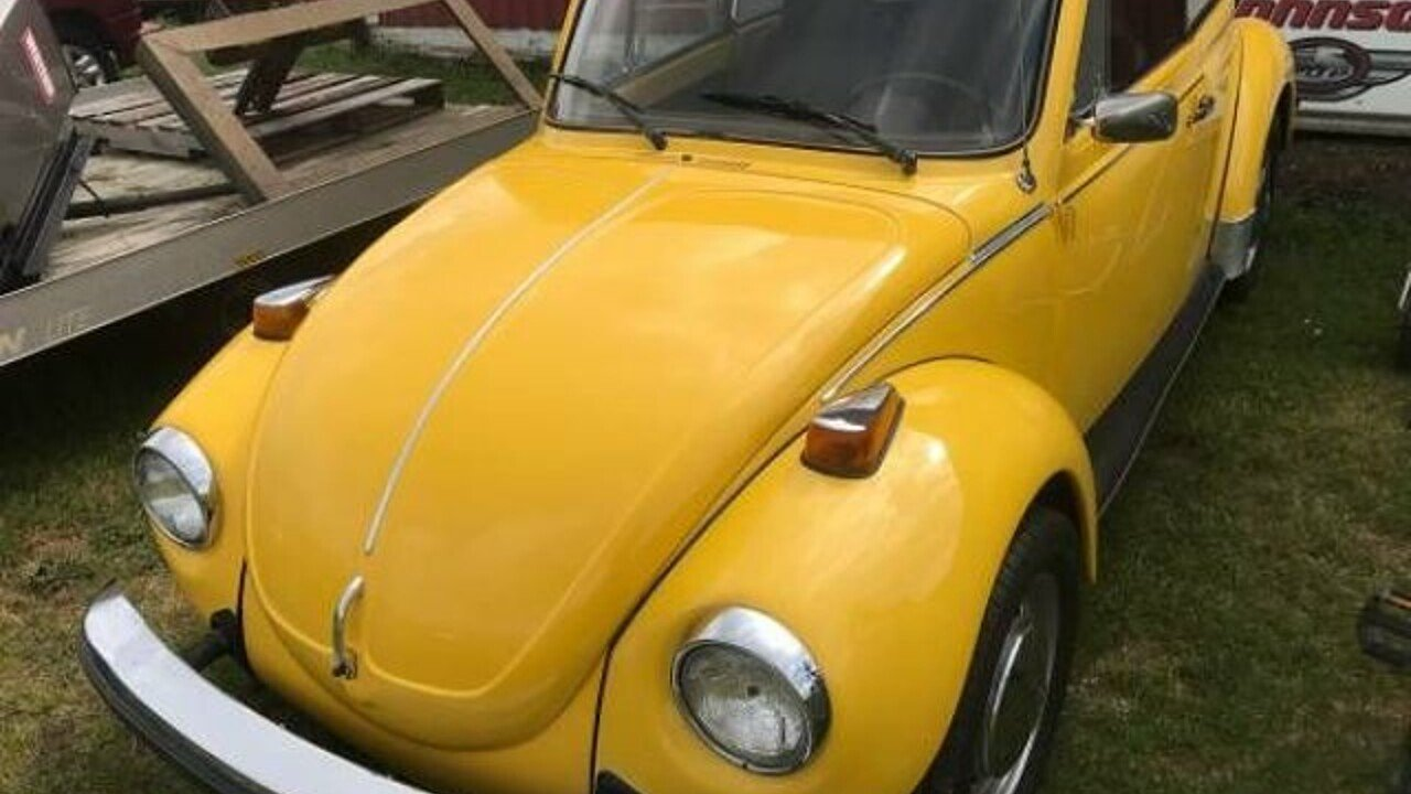1976 Volkswagen Beetle for sale 100888890