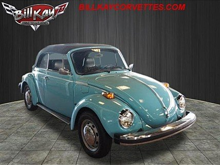 1976 Volkswagen Beetle for sale 100970945