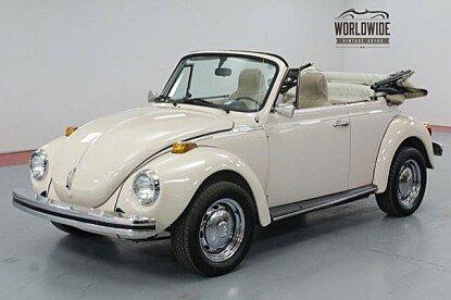 1976 Volkswagen Beetle for sale 101030969