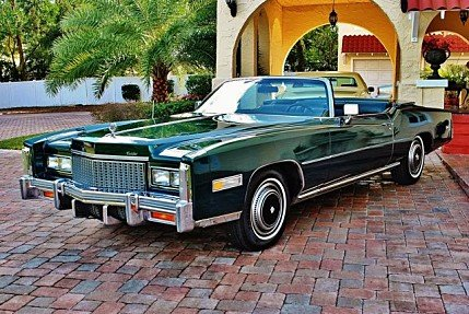 1976 cadillac Eldorado for sale 101005214