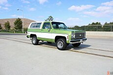 1976 chevrolet Blazer for sale 101034702