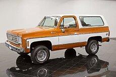 1976 chevrolet Blazer for sale 101043357