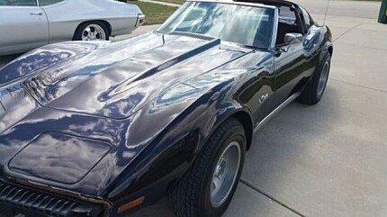1976 chevrolet Corvette for sale 100829174