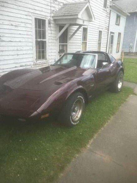 1976 chevrolet Corvette for sale 100829263