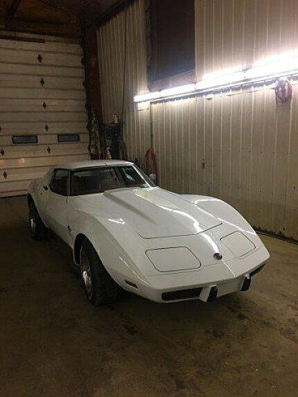 1976 chevrolet Corvette for sale 101008052