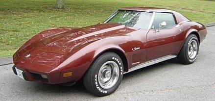 1976 chevrolet Corvette for sale 101029022