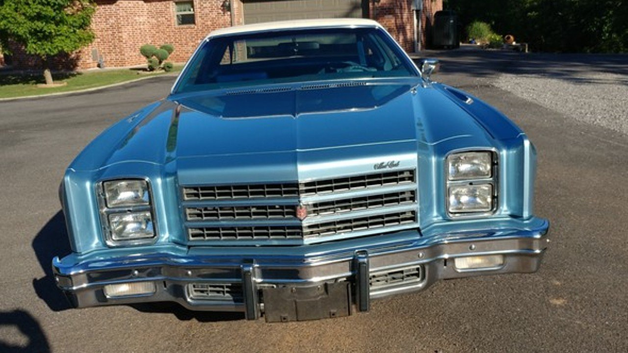 1976 Chevrolet Monte Carlo For Sale Near Woodland Hills California Chevy 100955152