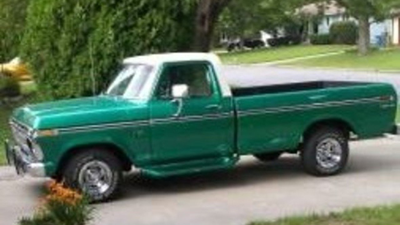 1976 ford f150 for sale near woodland hills california 91364 classics on autotrader. Black Bedroom Furniture Sets. Home Design Ideas