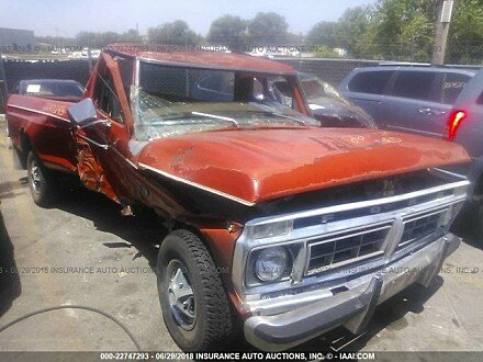 1976 ford F150 for sale 101016144