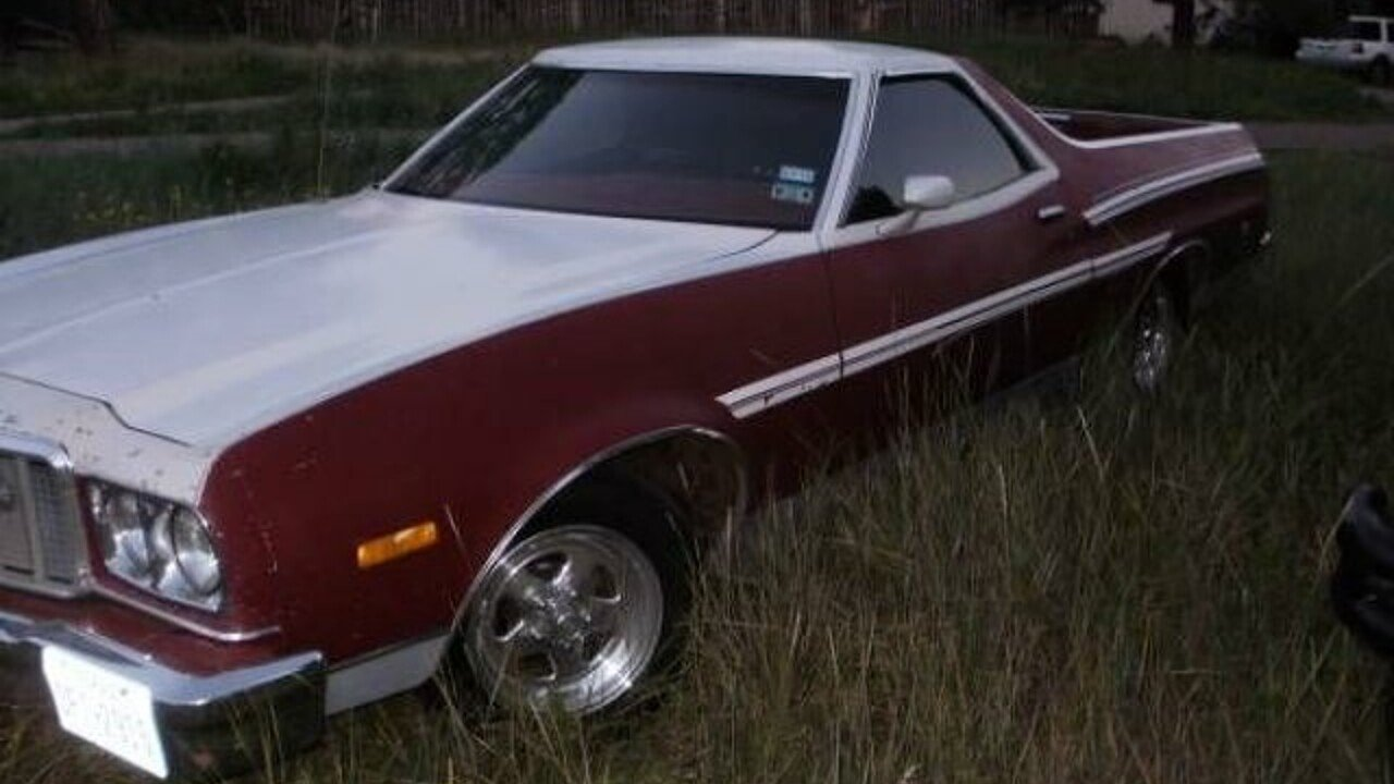 1976 ford Ranchero for sale 100829439