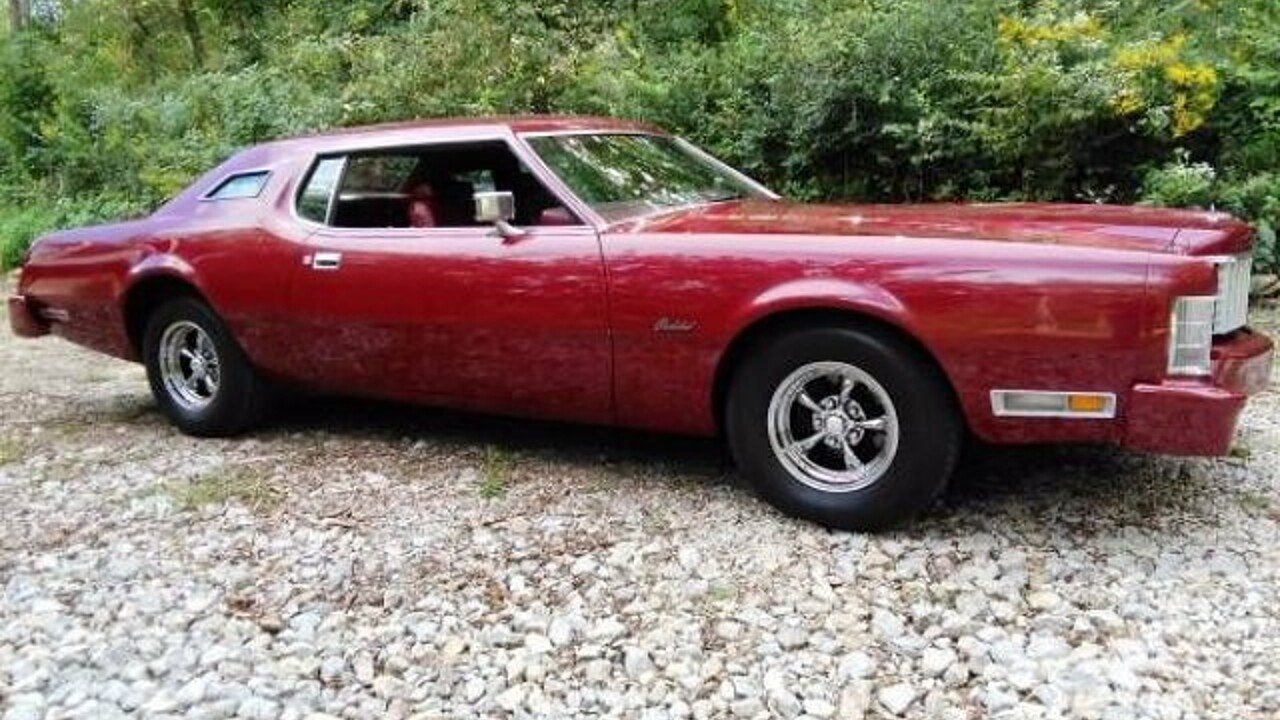 1976 ford Thunderbird for sale 100857338