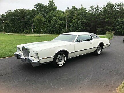1976 lincoln Continental for sale 101017961